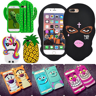 Iphone 8 Case Cover Woman Cartoon Rubber BOOST MOBILE 6322412817948 X Plus 5s