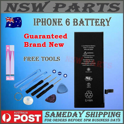 For iPhone 6 Brand New Genuine Original Internal Battery Replacement 1810mAh