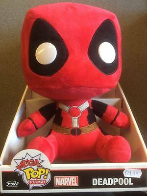 Marvel Mega Pop! Plush: Deadpool from Funko - new in box