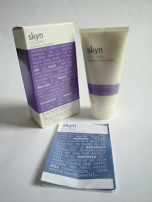 skyn ICELAND Arctic Hydrating Balm Facial Moisturiser for Stressed Skin 50ml NEW