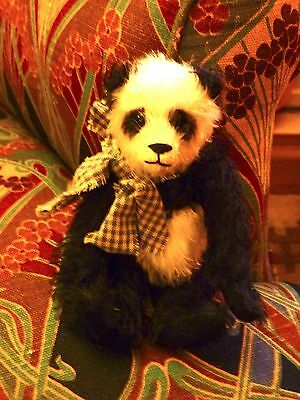 Stunning Hand made Panda Bear very collectable.