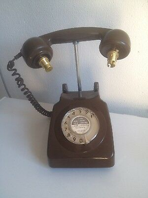 old style phone/lamp