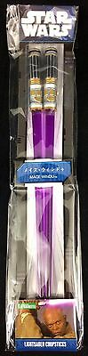 お箸 Baguettes STAR WARS - MACE WINDU - IMPORT DIRECT JAPON