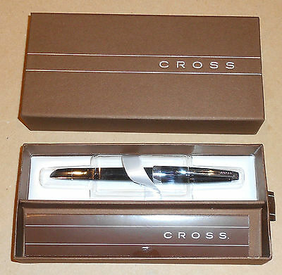 Cross Rollerball Magna Golf Club Black Ink Priomo Pen AT01551-1 NEW