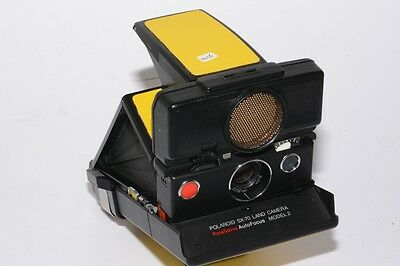 Polaroid SX 70 Land Camera Instant Camera