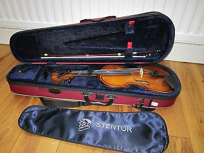 Stentor Student II Violin Outfit - 1/4 Size Excellent Condition