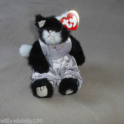 BEANIE BABIES TY - ATTIC TREASURE - Purrcy