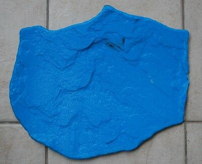 Decorative stamped concrete  cement stamp  mold SKIN -1, free gift release agent