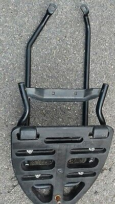 Aprilia rear luggage rack
