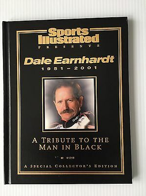 Dale Earnhardt Commemorative (Hardcover) - Published By Sports Illustrates - NEW