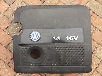 Volkswagen VW Polo 9N 2002 - 2005 1.4 BBY Engine Airbox Filter Engine Cover