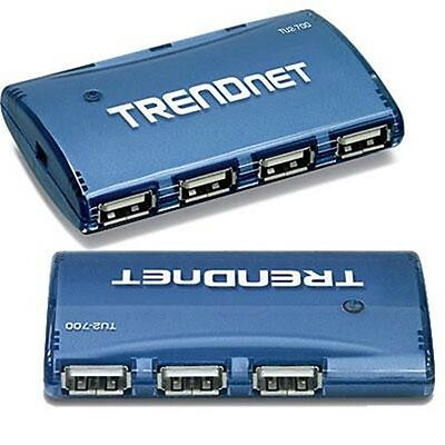 High Speed USB 2.0 7-port Hub TU2-700 TRENDnet
