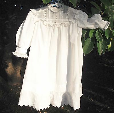 Antique BABY DRESS from VERMONT USA