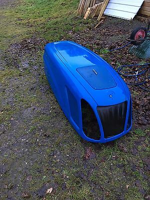 New Holland Tractor Bonnet