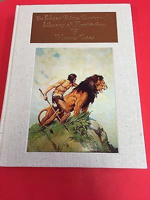 Edgar Rice Burroughs Library Of Illustration - Limited Edition - Russ Cochran