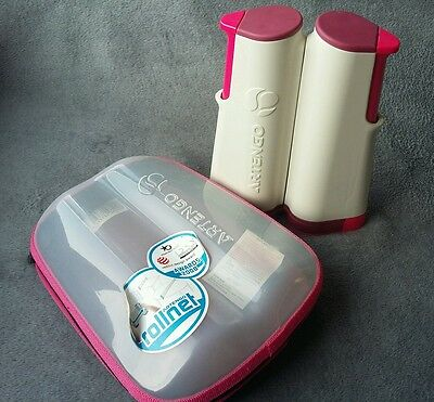 Table Tennis Net Artengo Rollnet Play anywhere on any kind of Table. pink