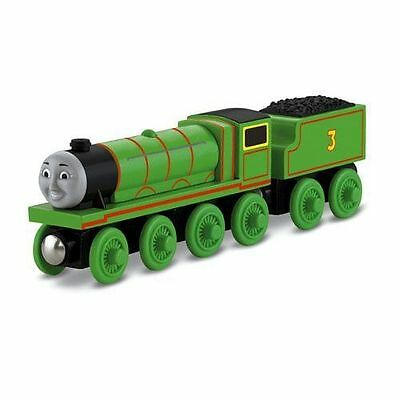Fisher-Price Thomas the Train Wooden Railway Henry NEW