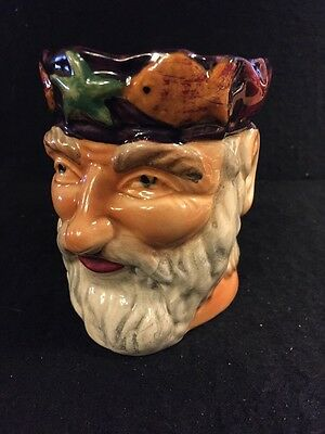 Toby Jug-Father Neptune By Shorter & Sons Ltd