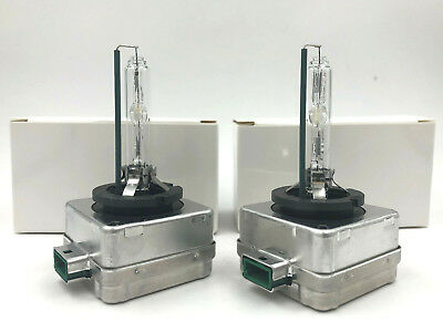 Factory OEM 12-17 Porsche Boxster Xenon D3S BULBS HID LIGHT LAMP PAIR 2x New