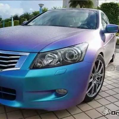 Car Styling Wrap Pearl Chameleon Vinyl Film Body Sticker With Air Free Bubble