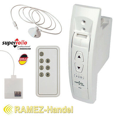 superrollo gw60 eléctrico 4in1 persianas enrollables BOBINADOR porsiana wickler
