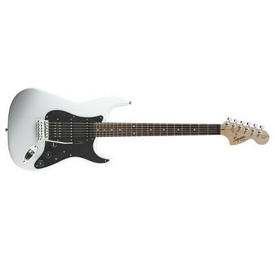 FENDER SQUIER Affinity Stratocaster HSS Guitar Rosewood Fretboard Olympic White