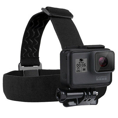 PULUZ Elastic Mount Belt Adjustable Head Strap for GoPro HERO5 4 3+ 2 1 & LCD