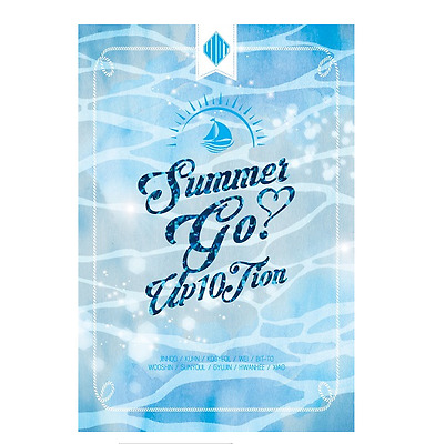 Summer Go by UP10TION The 4th Mini Album