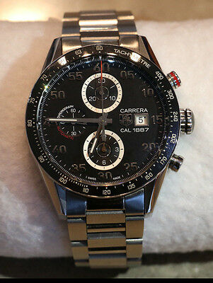 Tag Heuer Carrera CAR2A11