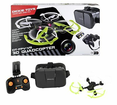 RC-Spielzeug Dickie RC FPV Quadrocopter