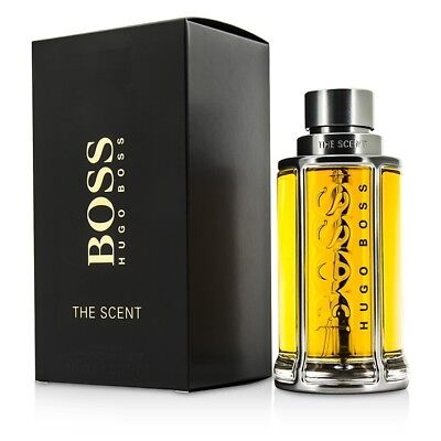 Hugo Boss The Scent EDT Spray 100ml Men's Perfume