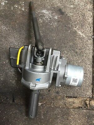 Vauxhall Corsa D 2006 On Electronic Power Steering Pump & ECU 55107308 26117863