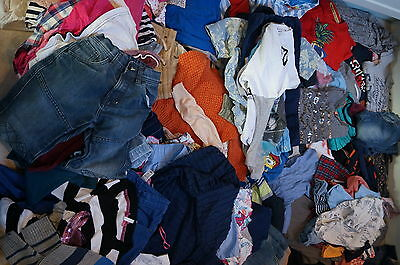 Bundle of GIRLS & BOYS clothes from 0-13 Years old - 99 PICTURES INSIDE!!!!