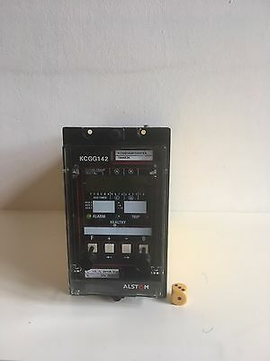 Alstom KCGG142 14201 d20CEAA, used.  Overcurrent Protection Relay