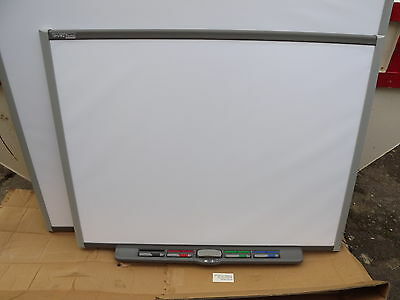 Smartboard  SB660 interactive board with pens and board holder
