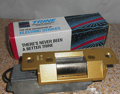 Trine 012 Electric Commercial Door Strike 6-12V Dc 10-16V Ac 24 Continuous Duty