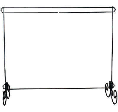 SINGLE STAND 18in. x 14in. QUILT HOLDER HANGER, By Ackfeld Manufacturing NEW