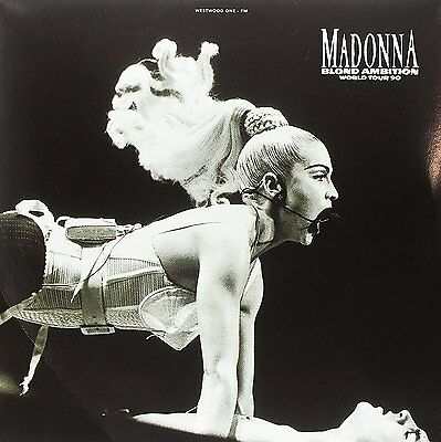 MADONNA Blond Ambition Tour 1990 Live VINYL LP ALBUM SEALED