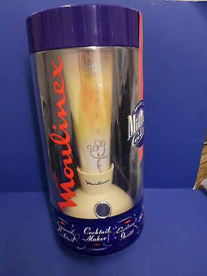 moulinex cocktail mixer spritzer 2000 special edition sealed in box