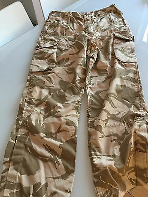 Special Forces . SAS Wind proof Trousers Dpm Desert