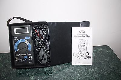 OTC Automotive Digital Multimeter Plus Kit- Nice