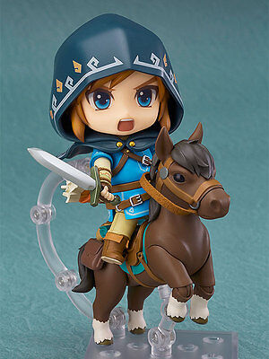 Good Smile Company Nendoroid - Link Breath of the Wild Ver. DX Edition