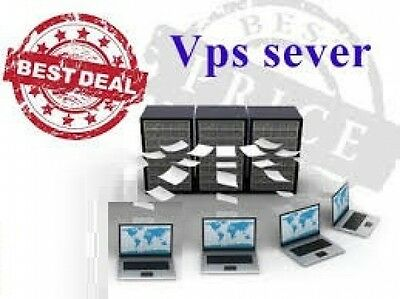 VPS SERVER+2GB RAM+150GB HDD+2 CORES+DEDICATED IP+UNLIMITED BANDWIDTH(Cheap VPS)