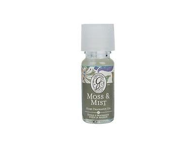 GREENLEAF Fragrance Oil for Warmers - MOSS & MIST - Amazing Earthy Scent Mix!