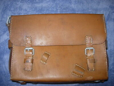 Reproduction Imperial Japanese Army Leather Field Phone Case