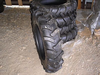 8.3-20 R1 New Tractor Tire 8 ply with Tube