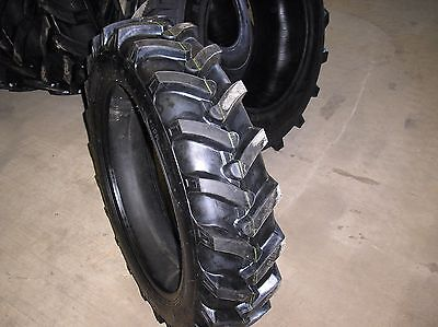 8.3-24 R1 New Tractor Tire 8 ply with Tube