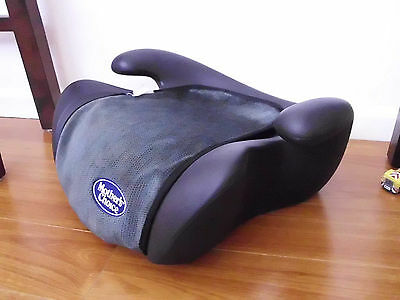 Mother's Choice Booster Seat Car Baby Child Safety Cushion - Good and Clean
