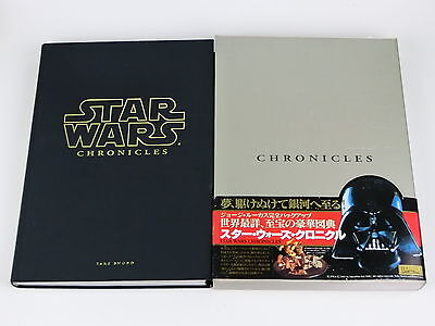 STAR WARS Chronicles Hardcover Guide Book