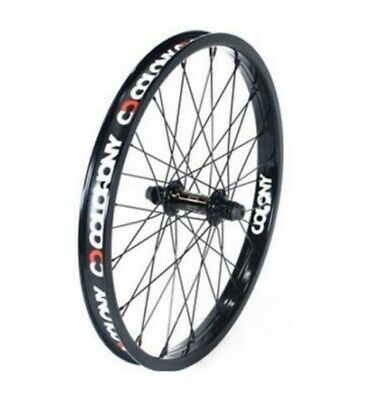 "Colony Wasp Pintour 20"" Female Front BMX  Wheel - Black Front Wheel only"
